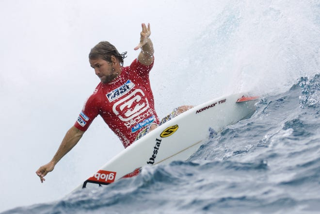 In 2007, Damien Hobgood of Satellite Beach clinched the Billabong Pro title at Teahupoo, one of his four career major victories on the ASP World Tour.