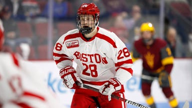 Joel Farabee leaves Boston University after one season 20a0a92a2