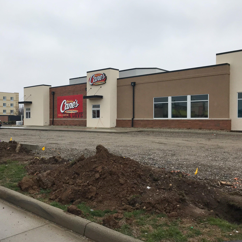 Raising Cane's to open April 16