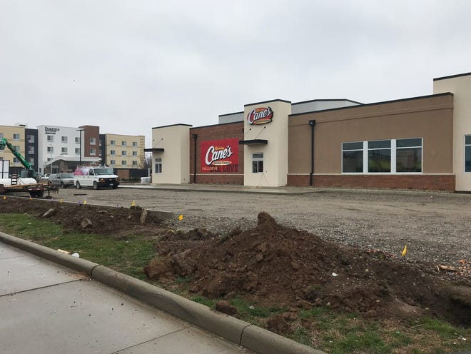Raising Cane's will open its Chillicothe location on April 16.
