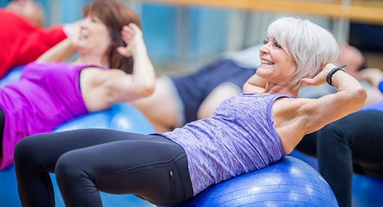 Pelvic floor disorder problems most often affect women in their 60s and older but can also occur in younger women.