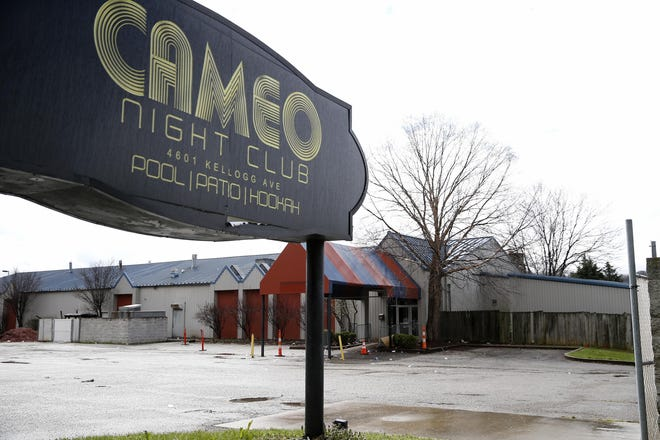 Two people were killed and 15 were injured when shooting erupted at the Cameo Night Club on March 26, 2017.