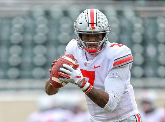 OSU quarterback Dwayne Haskins could be tempting for the Bengals if he fell to No. 11.