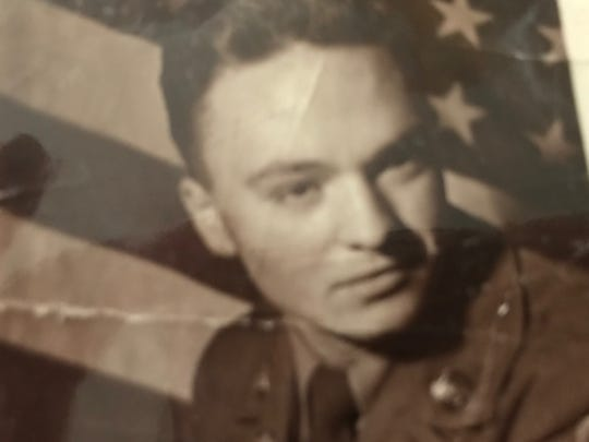 U.S. Army Sgt. Frank J. Suliman