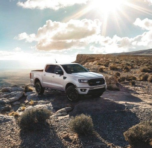 2019 Ford Ranger truck buyers want custom design, sexy 'black package'