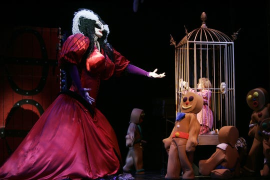The most impressive effect in Hansel and Gretel may be the opera's antagonist: The Witch.