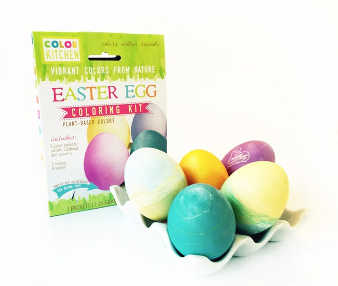 ColorKitchen Easter Egg Coloring Kit