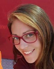 The body of Amanda Hanover, 39, of Kalamazoo County, was found in Wisconsin.