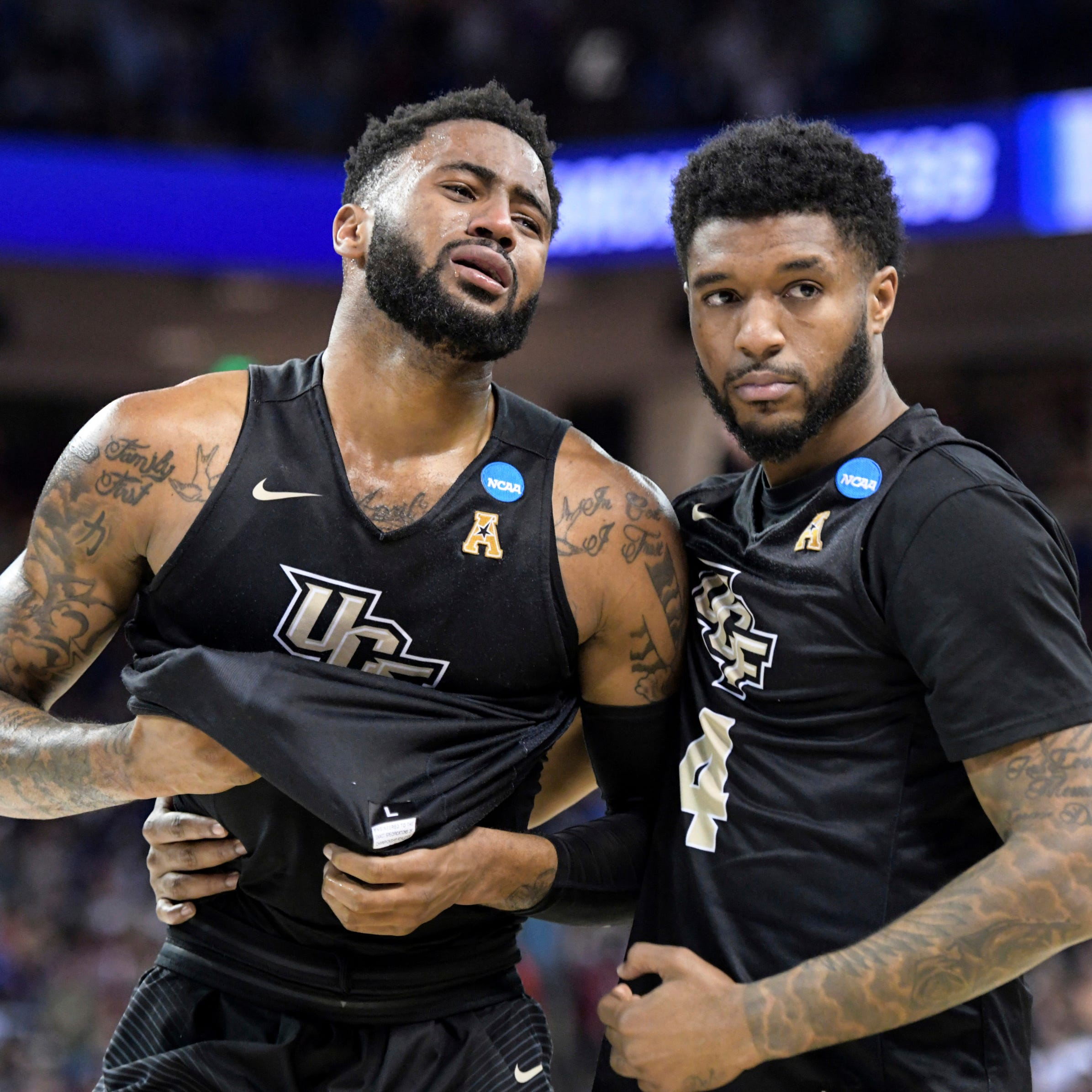 Sunday's NCAA Tournament: No. 1 Duke survives UCF upset bid