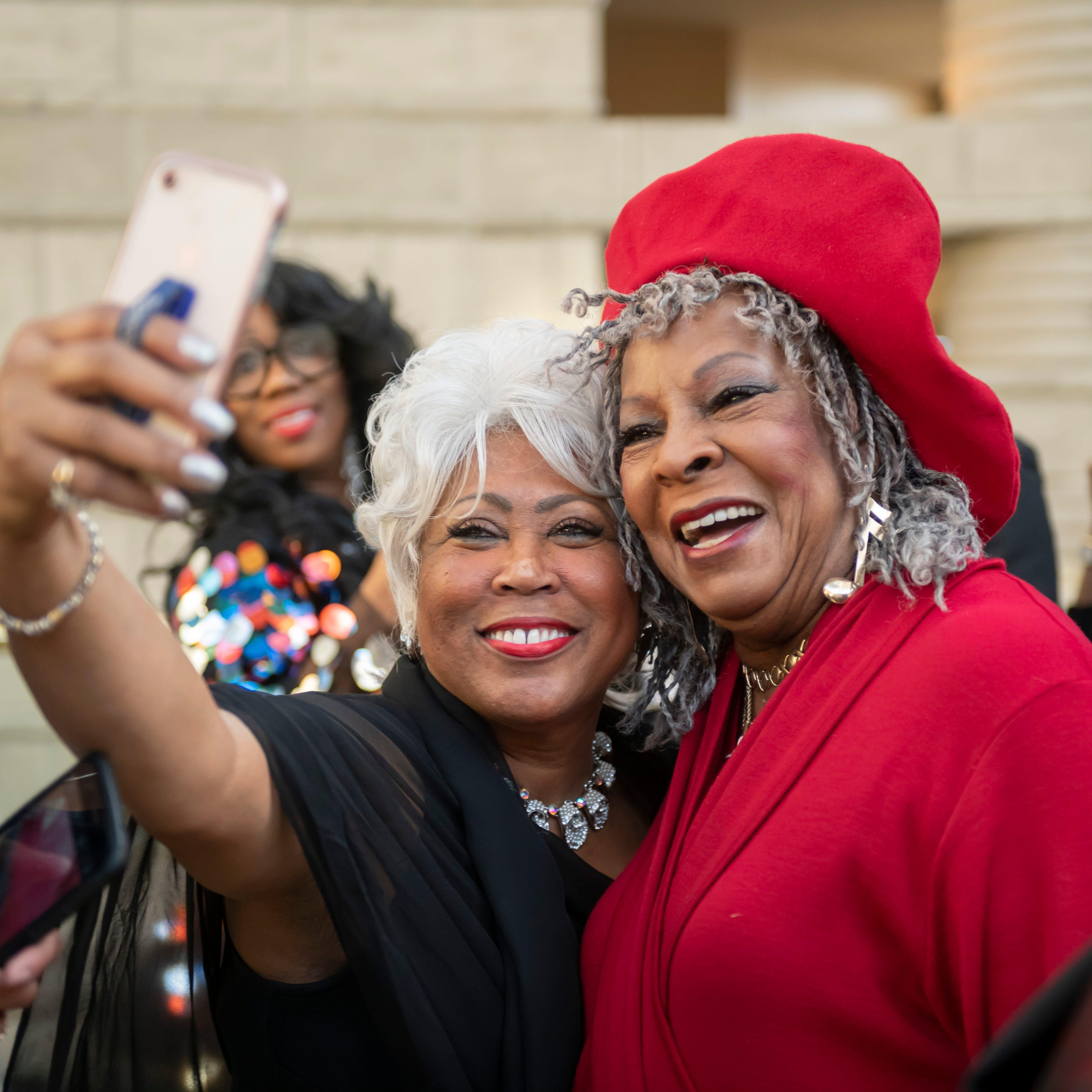 Aretha Franklin's birthday, film premiere celebrated