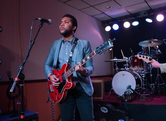 Detroit musician Justin Walker is recovering from a stroke.