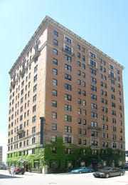 The Park Avenue House,  previously known as the Royal Palm Hotel, at 20305 Park Avenue in Detroit, was designed by renowned architect Louis Kamper in 1925.