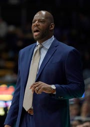 Wyking Jones was fired as coach after Cal posted only eight wins in each of his two seasons in charge.