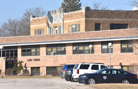 This is the Caro Center Administration Building. Michigan Republicans are accusing Gov. Gretchen Whitmer of prioritizing urban areas over rural to reward those regions that voted for her, citing proof of the abandonment of Caro Center psychiatric facility.