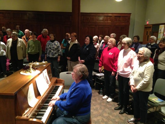 The Common Time Choral Group was formed in 1985.