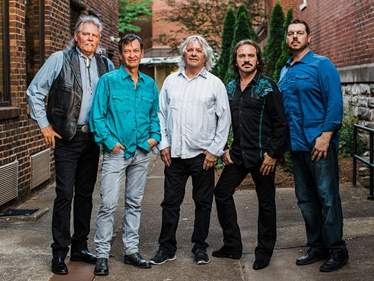 Pure Prairie League will perform at Binghamton University's Anderson Center in August.