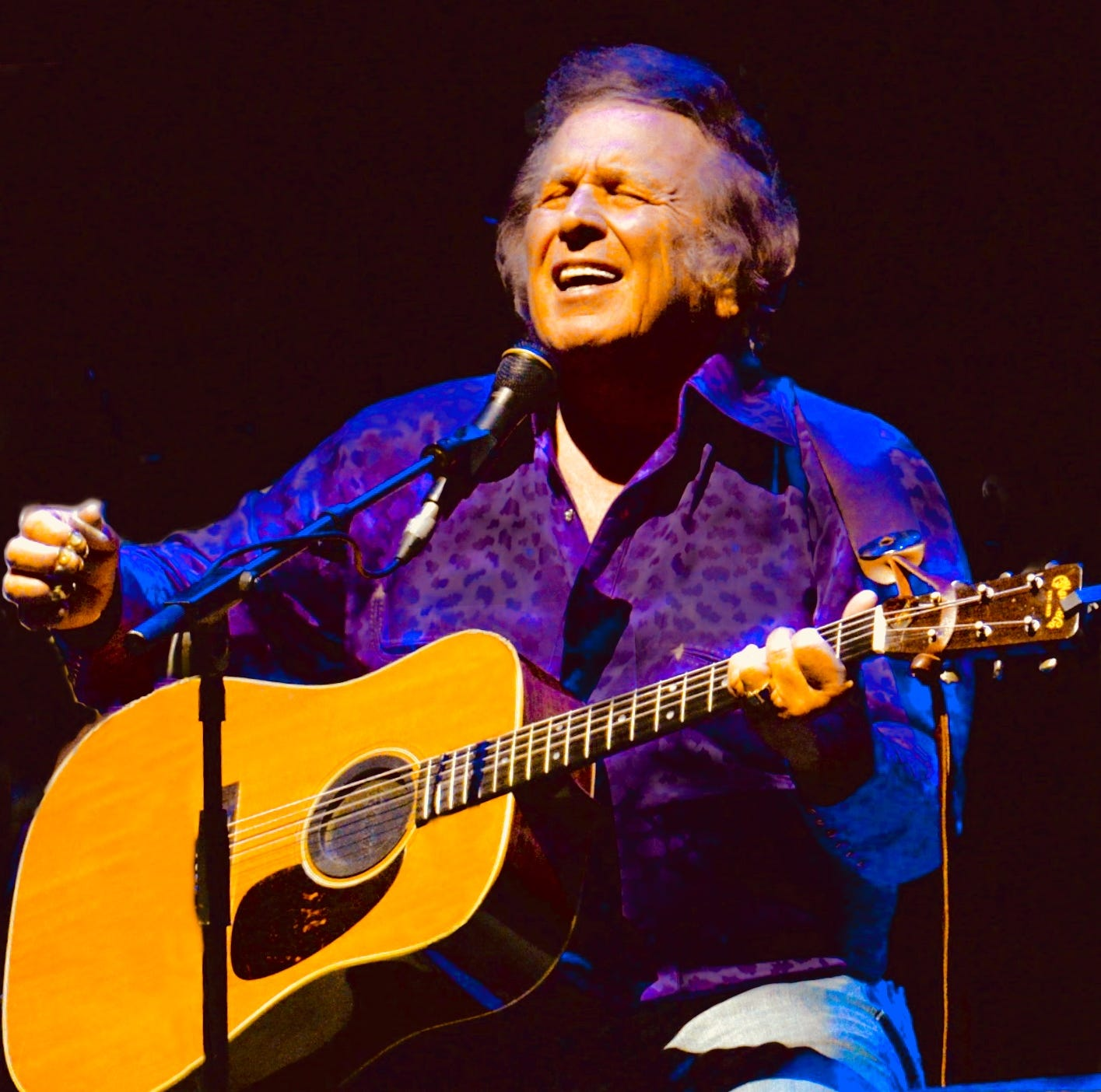 'American Pie' singer Don McLean & Pure Prairie League to perform at the Anderson Center
