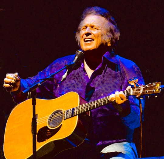 Don McLean performs in concert at Sage Gateshead in February of 2018.