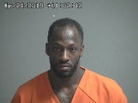 Jodie M. Henderson, 37, of Fostoria was charged with aggravated menacing after an incident Saturday night in Fremont near Lee's Famous Chicken.