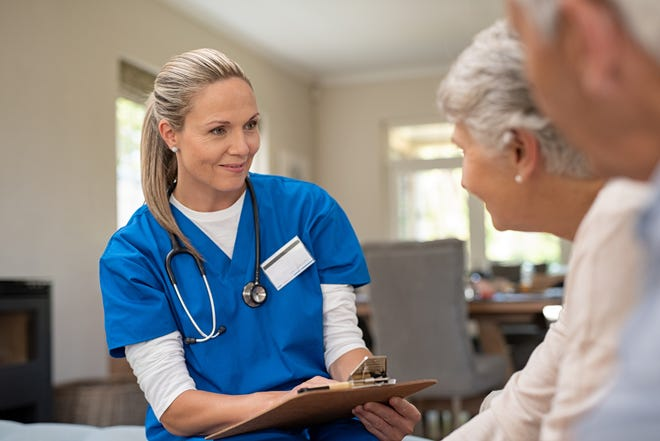 Nursing assistant jobs can be stepping stones to a career in the health field.