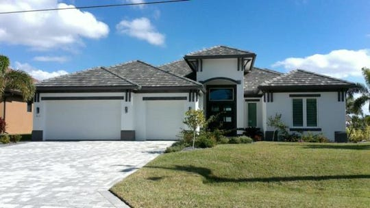 This home at 611 SW 38th Place, Cape Coral, recently sold for $980,000.