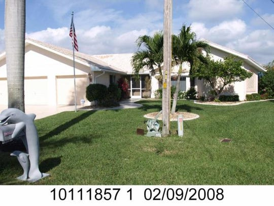 This home at 115 Bayshore Drive, Cape Coral, recently sold for $725,000.