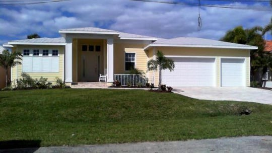 This home at 5314 Bayside Court, Cape Coral, recently sold for $1.075 million.