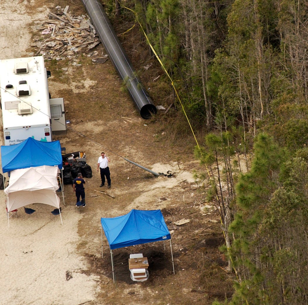 March 27, 2007: Remains of 8 bodies found all adults, FMPD says