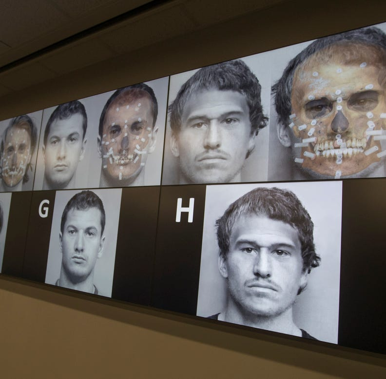Fort Myers police hope for IDs after face reconstruction of five men found dead in 2007