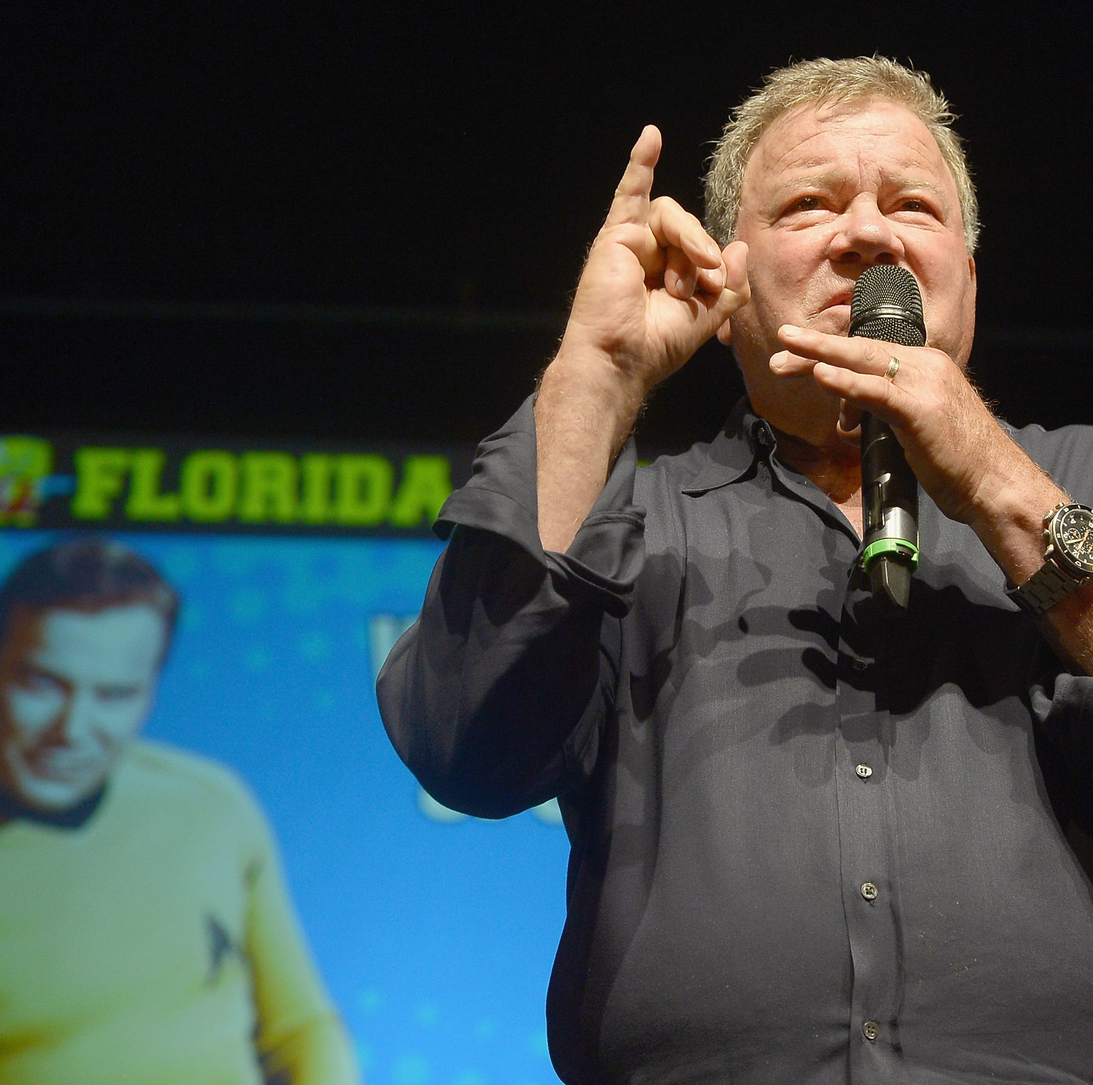 William Shatner cancels Weidner Center visit due to scheduling conflict