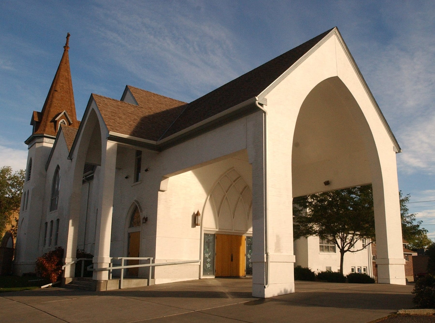 First English Evangelical Lutheran Church, 726 2nd Ave. N., celebrated its centennial in 2005.