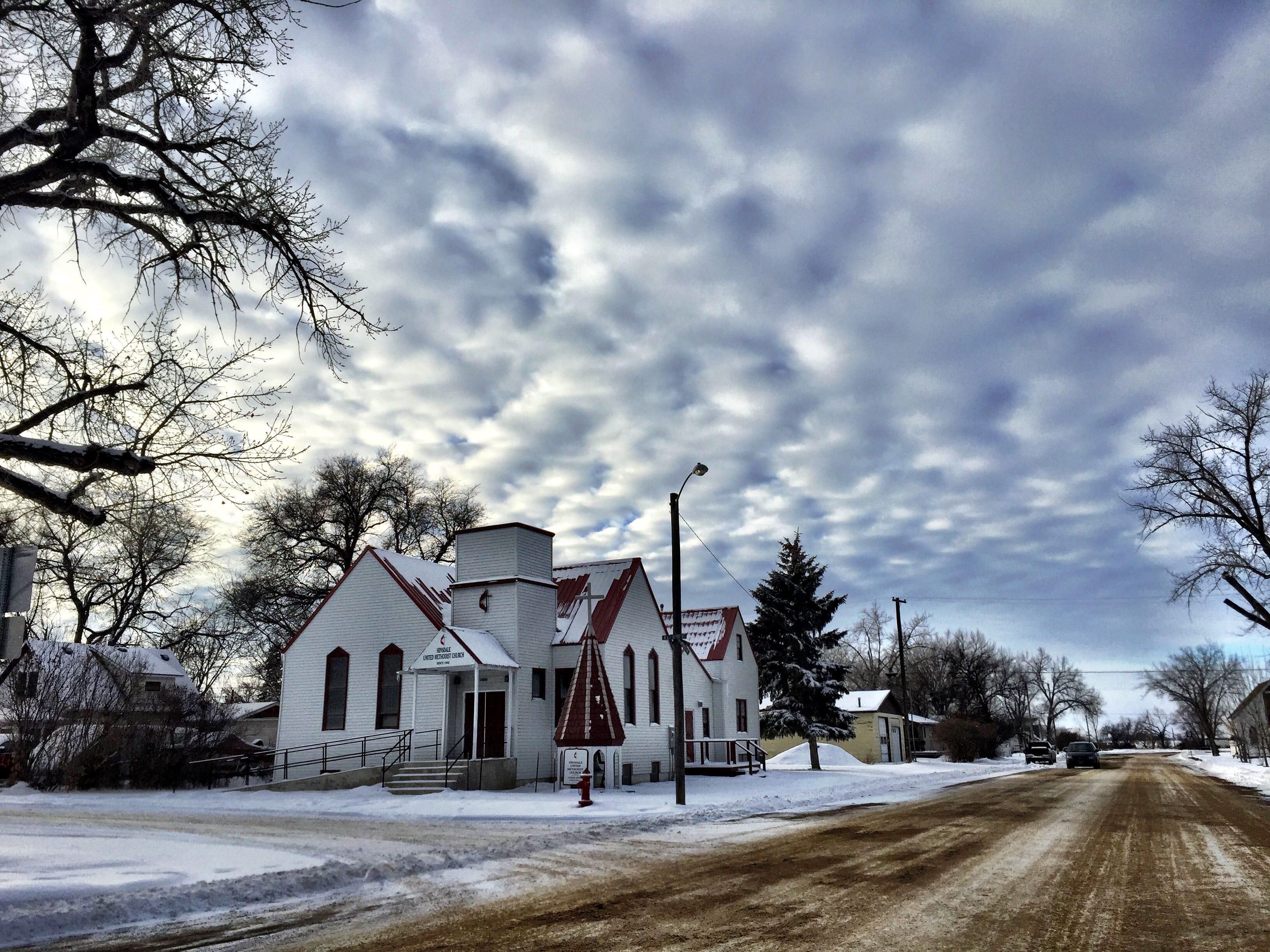 Hinsdale Methodist church