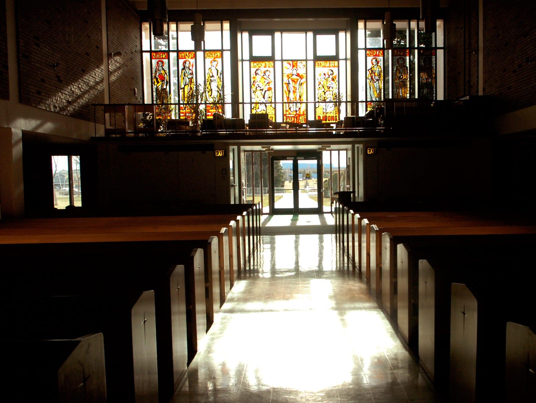 The University of Providence chapel
