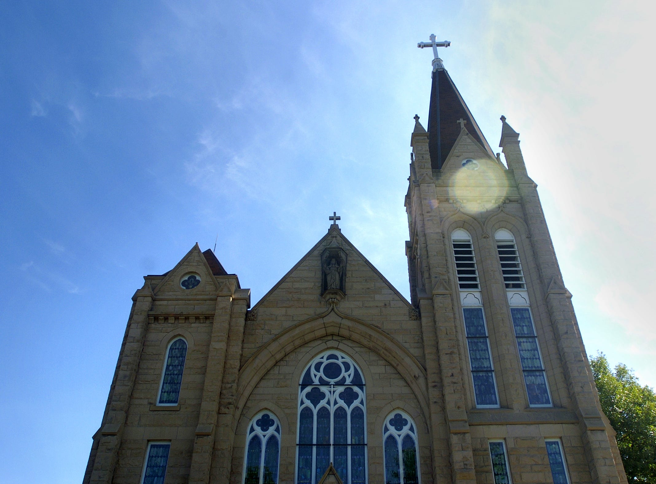 St. Ann's Cathedral in Great Falls