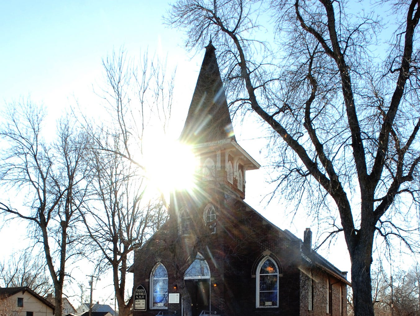 The Union Bethel African Methodist Episcopal church at 916 5th Ave. S. in Great Falls