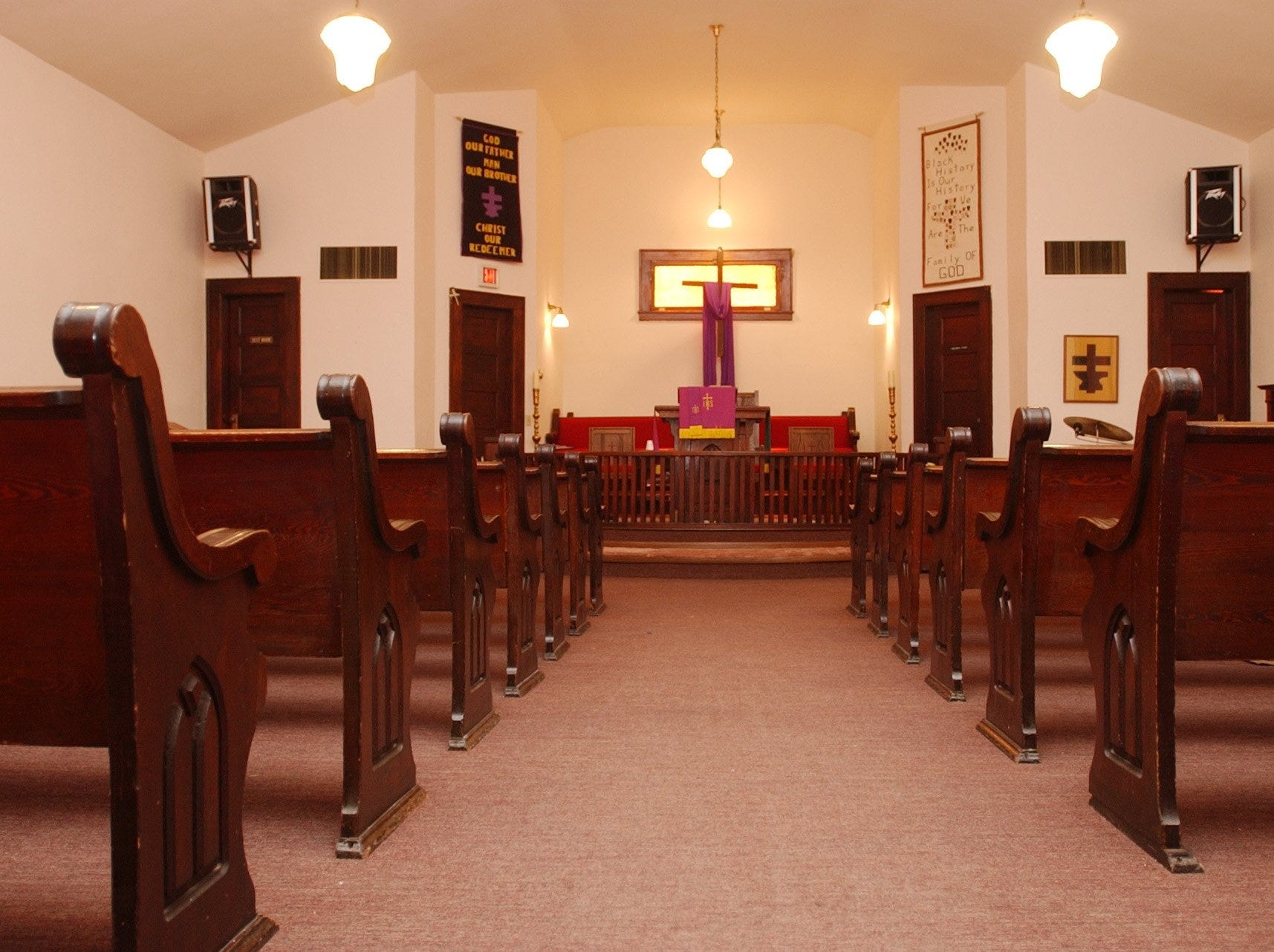 The Union Bethel African Methodist Episcopal Church, at 916 5th Ave S.,