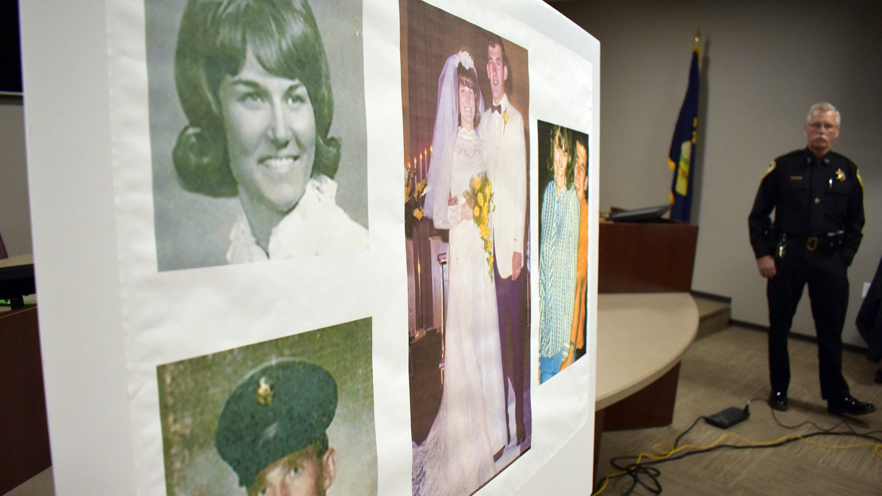 DNA test solves 45-year-old double-slaying mystery in Montana