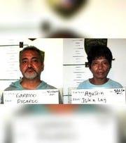Combined photo of Ricardo Garrido and John Lay Agustin