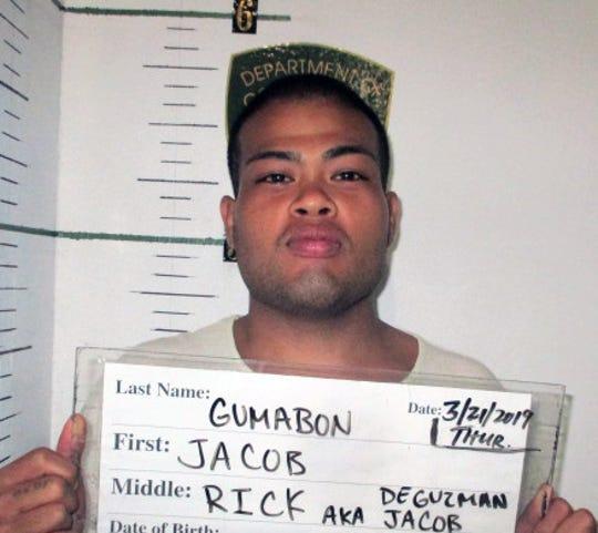Jacob Rick Gumabon