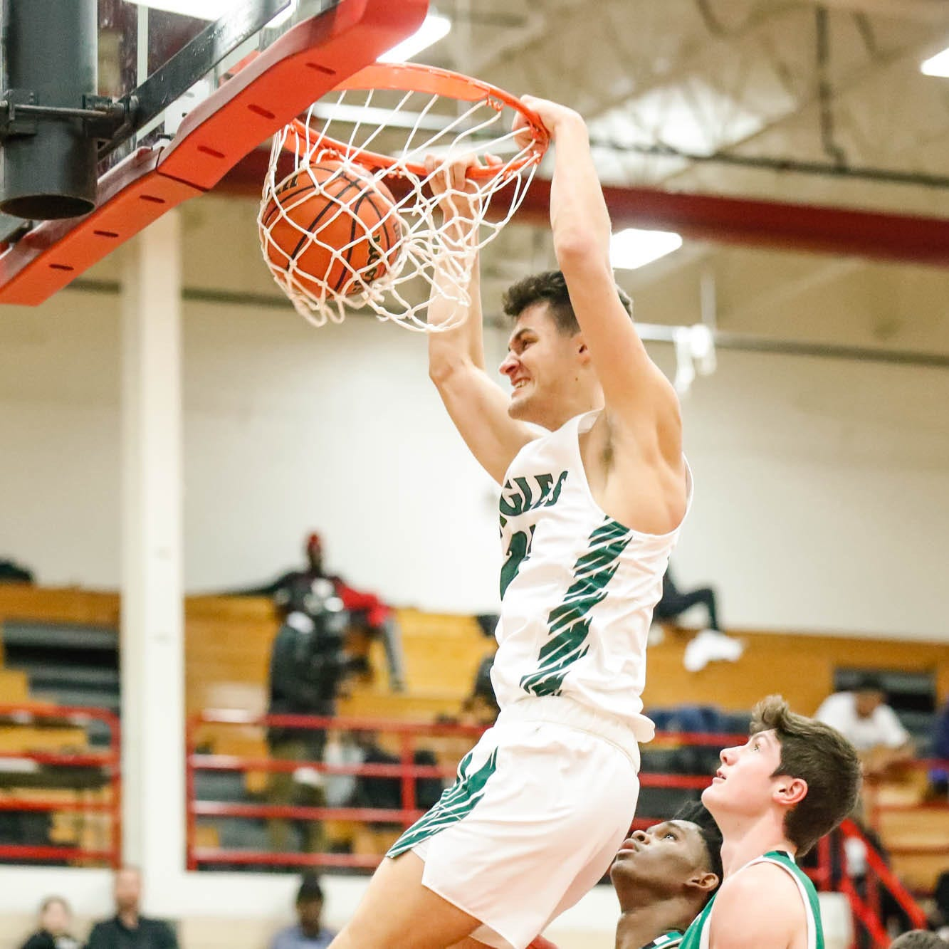 Nathan Childress averaged 14.5 points, 6.9 rebounds and 2.7 assists as a senior for Zionsville.