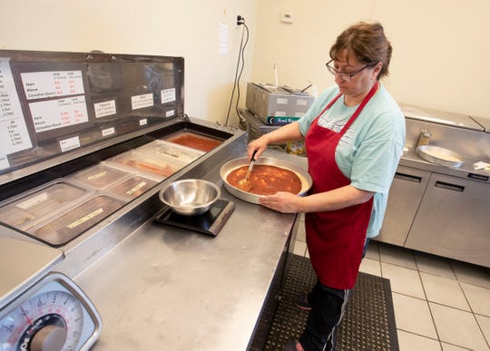 "Tom and Angie Wilhelmi moved from Chicago to Greenwood and opened Agapé Pizza. The ""Pizza with a Purpose"" combines their two passions of pizza and helping the homeless. 100% of the tips go to the local ministry, Tear Down the Walls. The nonprofit also receives 5% of their net sales."