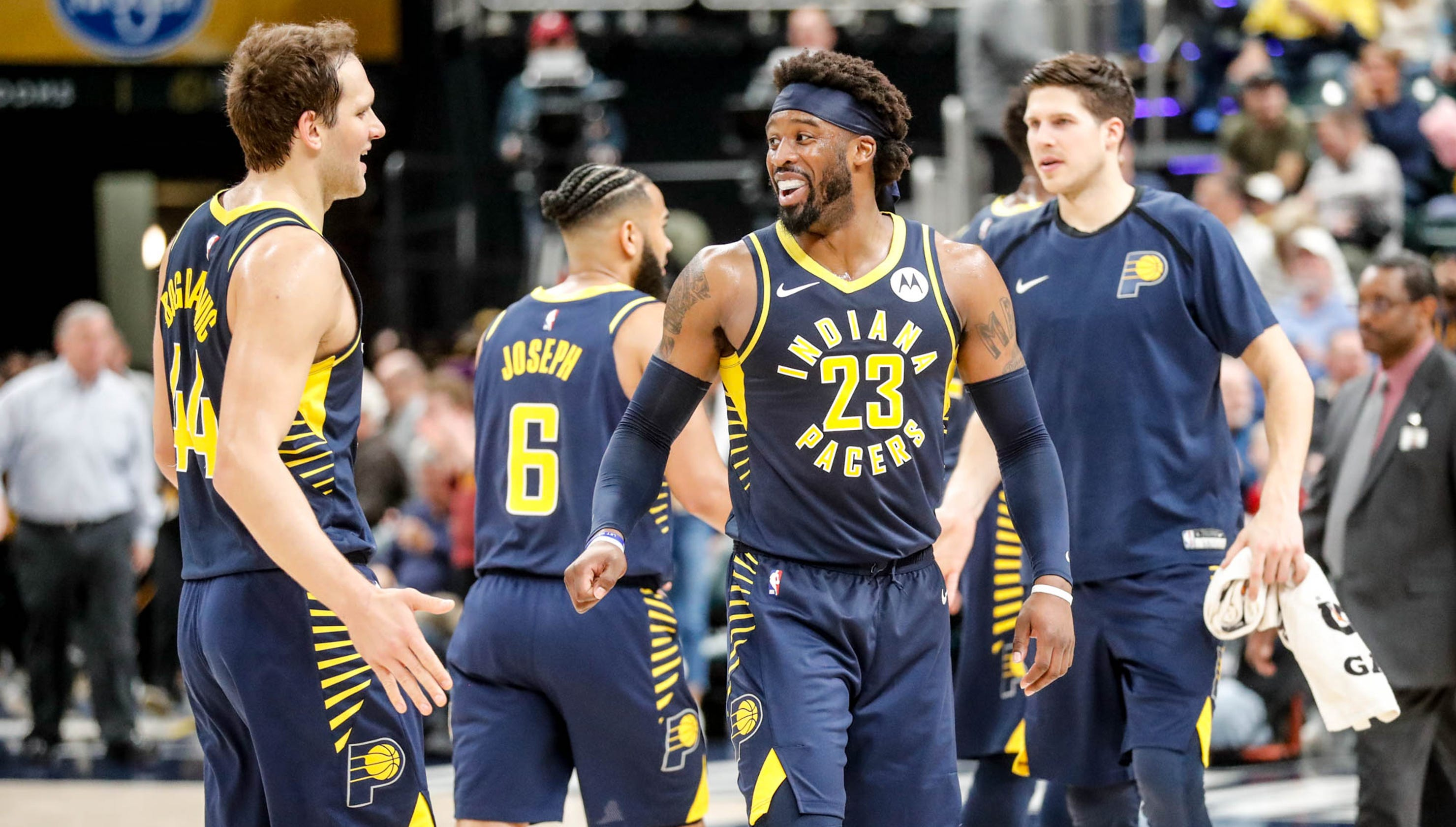 What Are The Names Of The Tnt Basketball Commentators In The 2019 Playoffs: NBAonTNT Updates Botched Pacers Playoff Promo