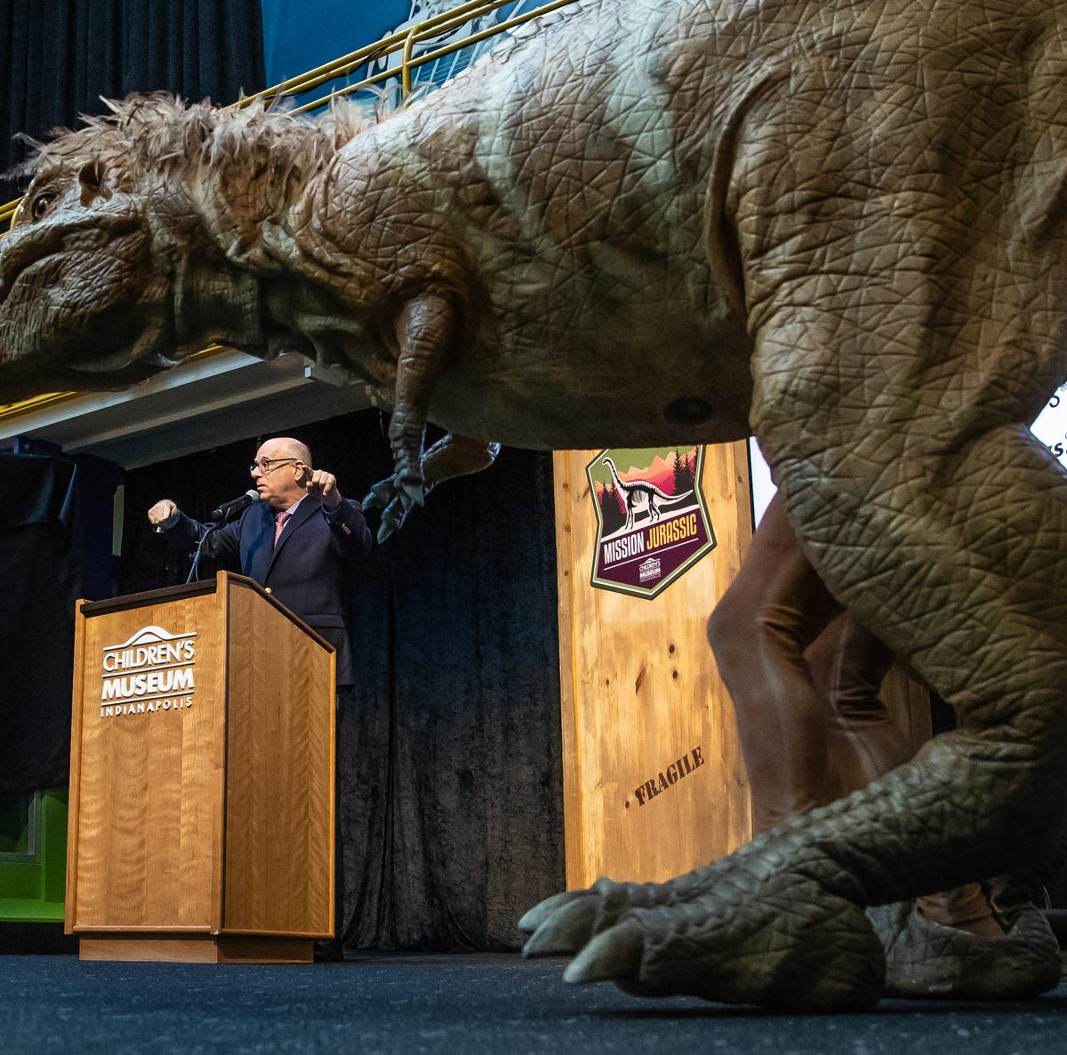 Children's Museum's Dinosphere to get big expansion as it funds major dinosaur dig