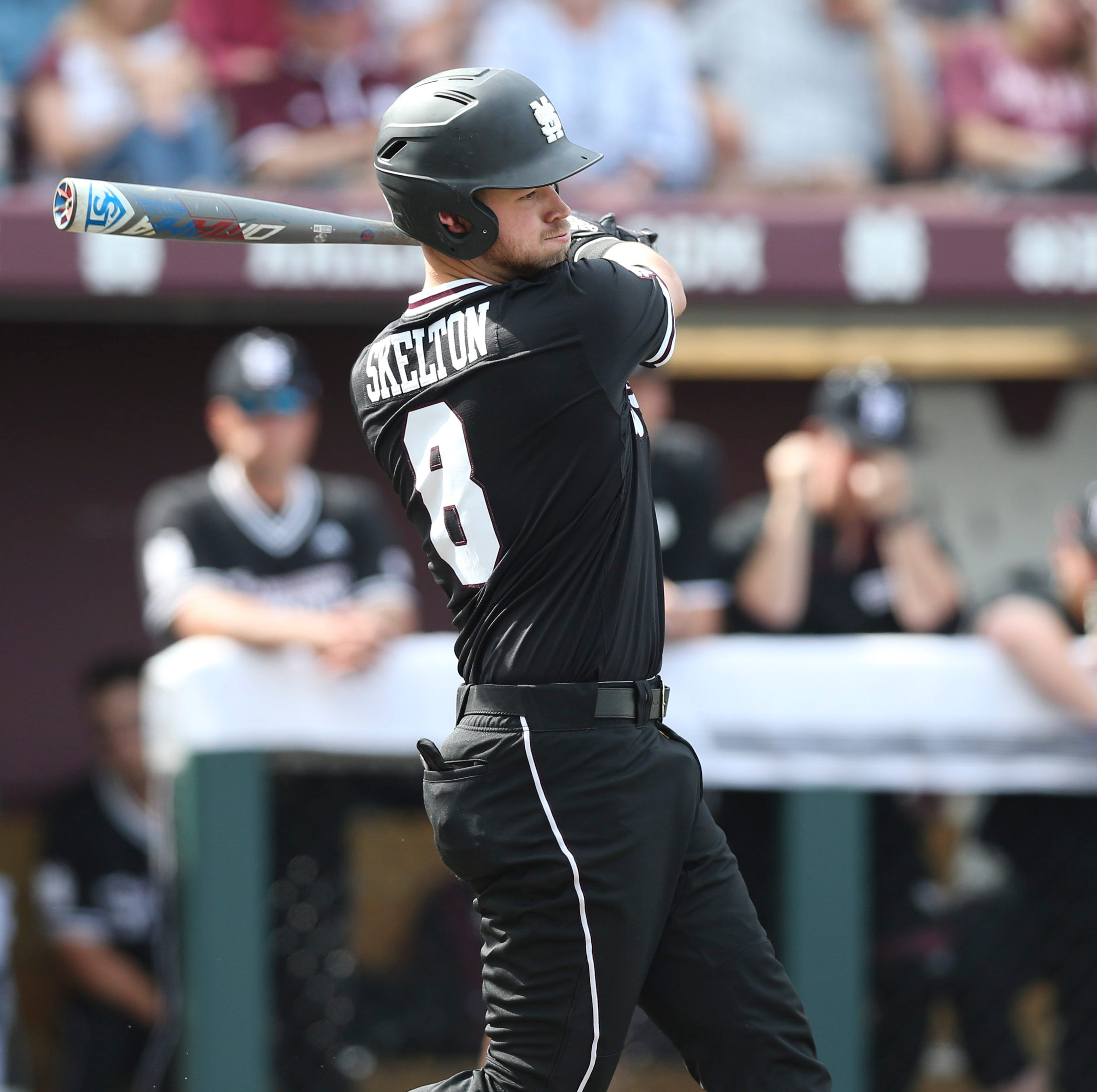 Mississippi State baseball takes Sunday slugfest over Auburn