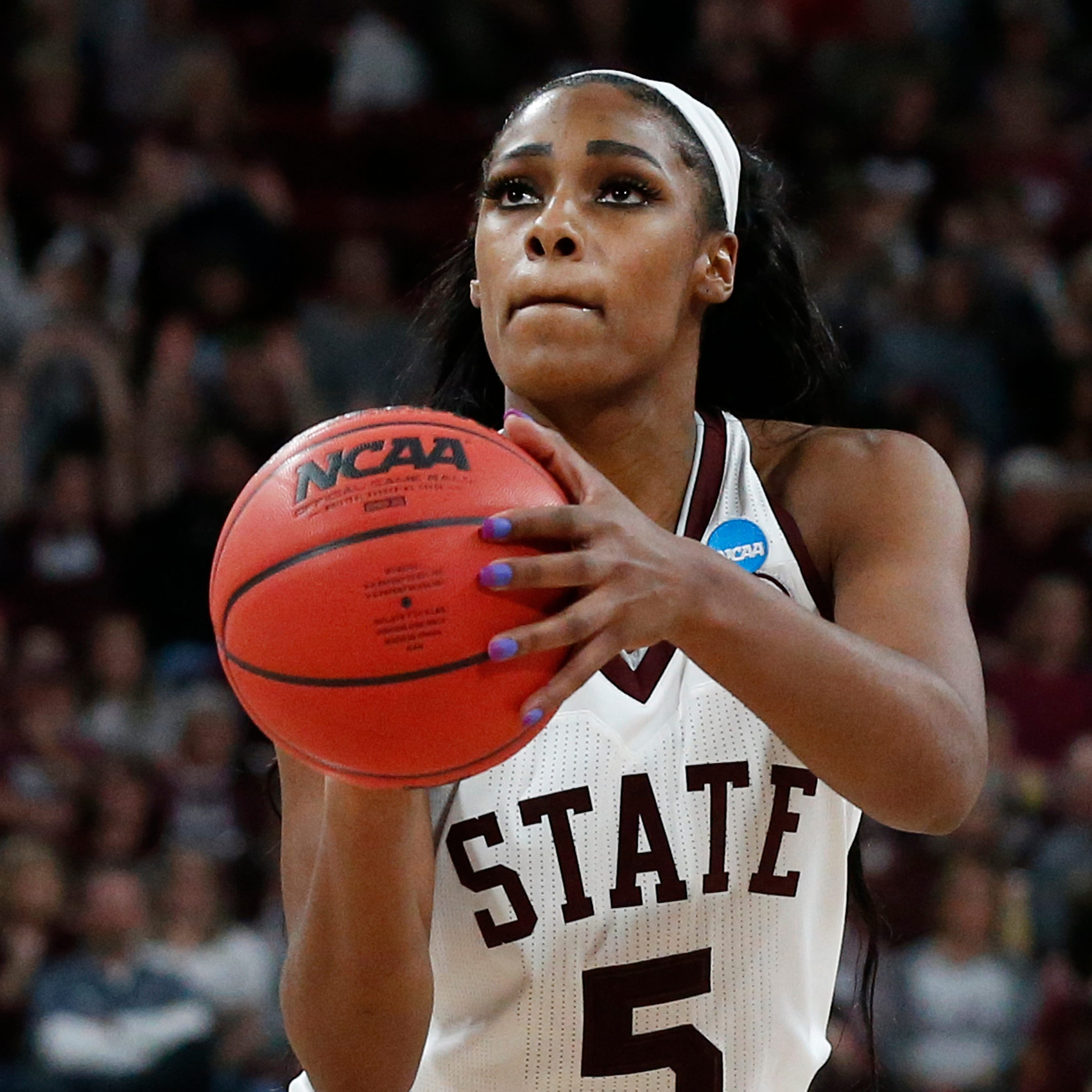 Mississippi State's Anriel Howard taken by Seattle Storm in WNBA Draft