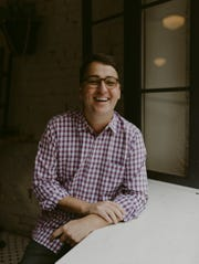 Gus Rezende, Junior Achivement of Acadiana's Rising Young Business Leader