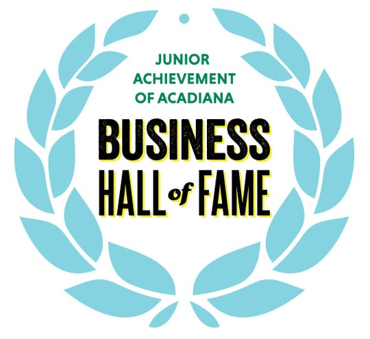Junior Achievement Business Hall of Fame Logo