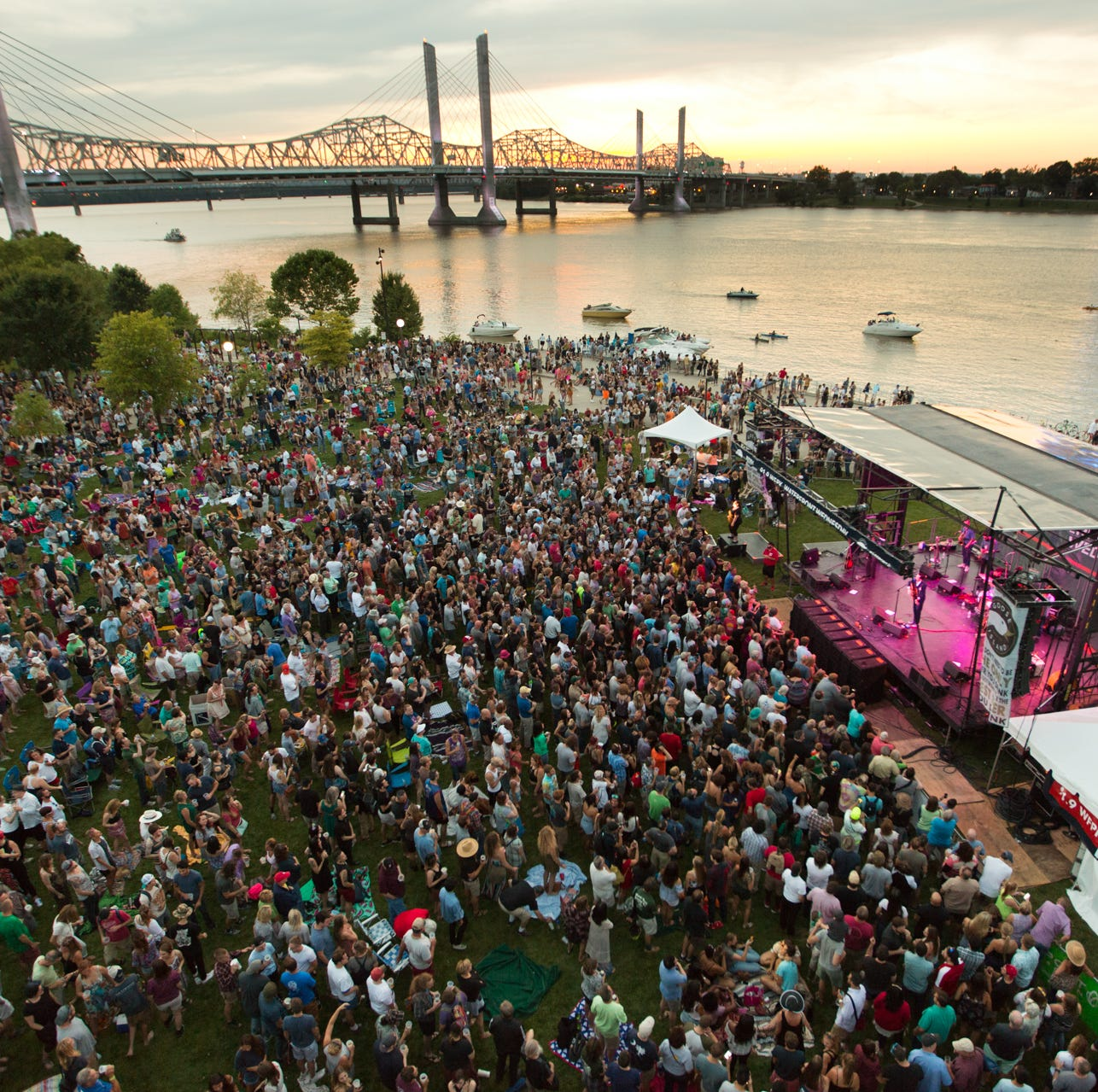Waterfront Wednesday is back! Here's the 2019 free summer concert lineup
