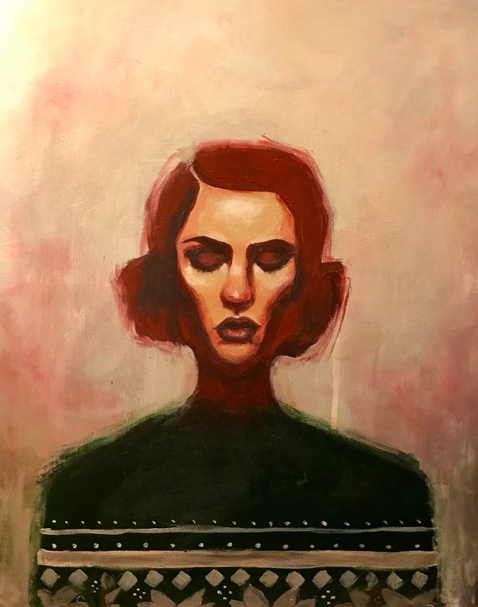 'Anxiety' by Samantha Deeley