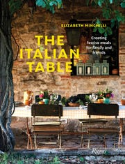 """""""The Italian Table"""" aims to ease people's fears about cooking and entertaining at home."""